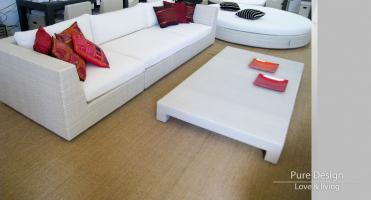 Modelo Sofa modular Amore Amore color Blanco 3